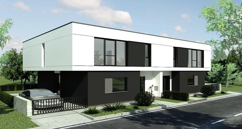 IVONCO HOUSE: Parter + Etaj