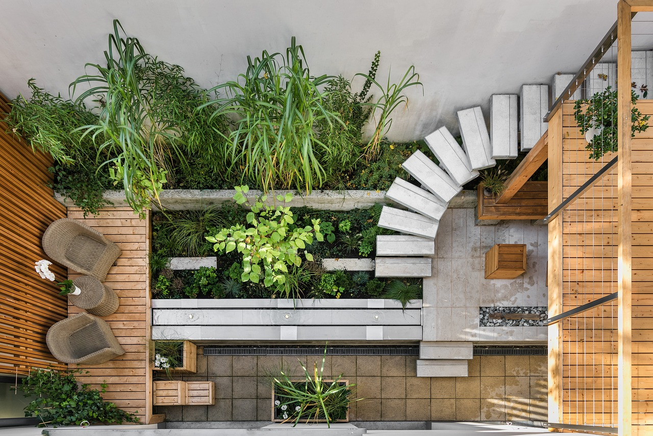 Cum amenajăm ingenios grădina casei. 8 idei creative – GALERIE FOTO