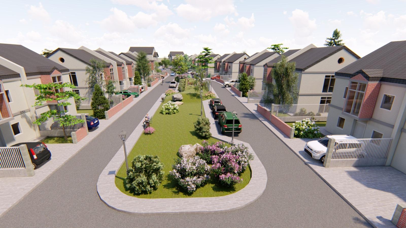 """""""Acasă"""", pentru amintiri așa cum vă doriți. Proiectăm un nou complex de locuințe în imediata apropiere a Capitalei – GALERIE FOTO"""
