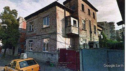 Expertiza Tehnică a unei clădiri din anii `50: S+P+2E